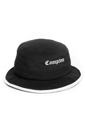 BUCKET HAT STARTER COMPTON PRETO