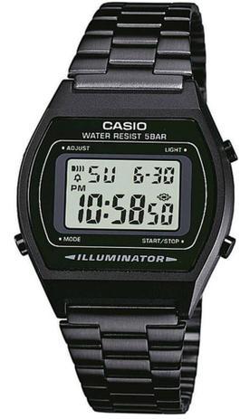 Relógio Casio B640WB-1ADF Preto