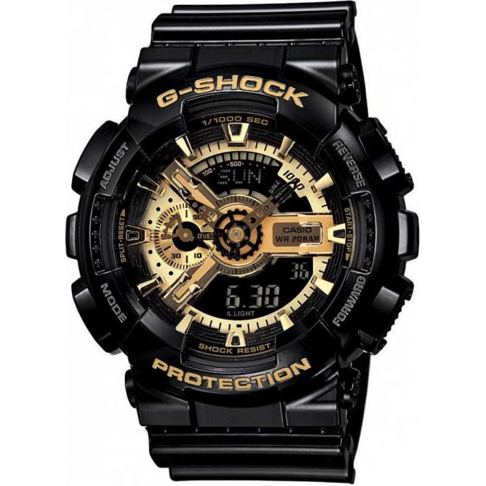 RELÓGIO CASIO G-SHOCK GA-110GB-1ADR