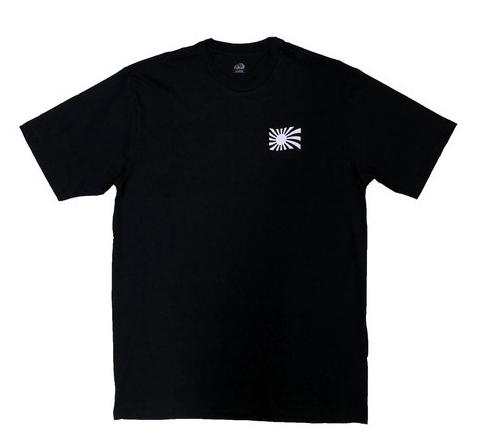 Camiseta Lakai Japan Preta