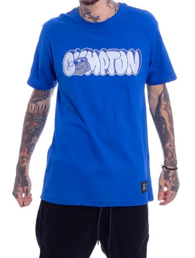 Camiseta Starter Compton Azul