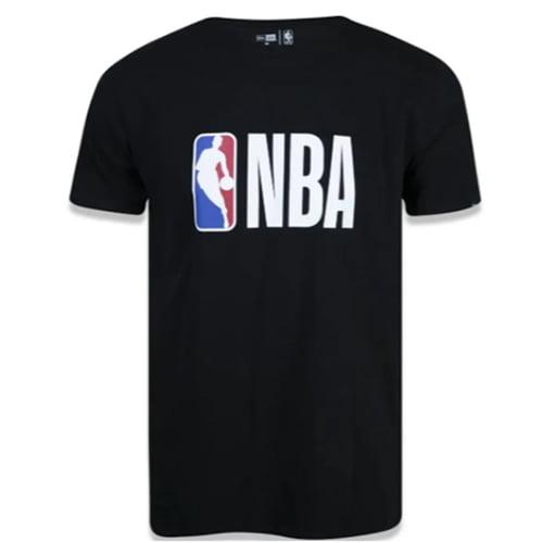 NEW ERA BASICO ESSENTIALS LOGO NBA