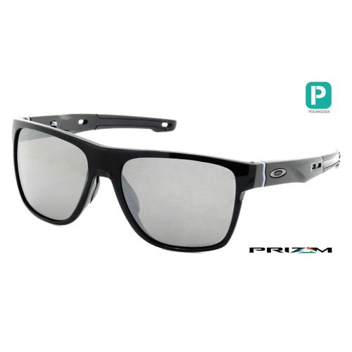 Óculos Oakley crossrange xl polished black / prizm black pol - 009360-0758