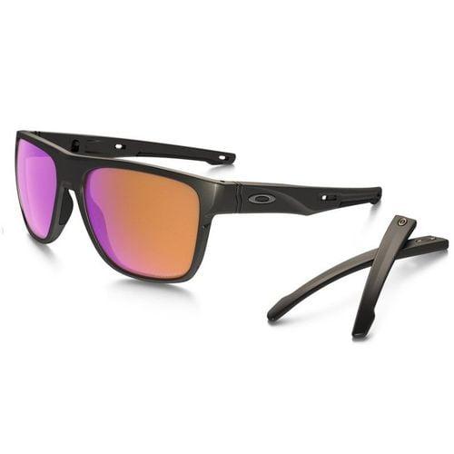 Óculos oakley crossrange xl carbon prizm trail - 936003
