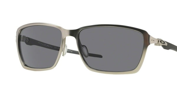 Óculos oakley tincan carbon satin chrome / grey - 006017-01