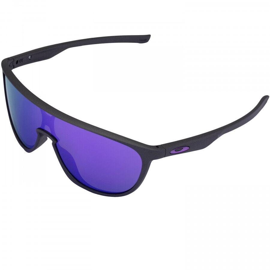 Óculos oakley trillbe stell / violet iridium - 009318-04