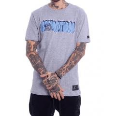 Camiseta Starter Compton Cinza