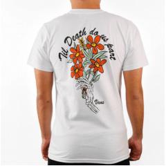 Camiseta Vans Til Death Branca