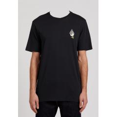 Camiseta Volcom Retination Preto