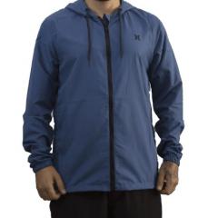 Jaqueta Corta Vento Hurley  Azul