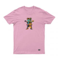 CAMISETA GRIZZLY FUNGI Pink