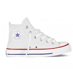 Tênis Converse Chuck Taylor All Star High Infantil Branco