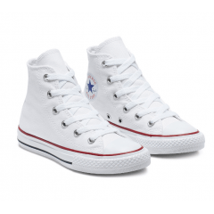Tênis Infantil Converse All Star Chuck Taylor High - Branco