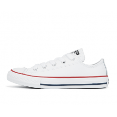 Tênis Infantil Converse All Star Chuk Taylor Low - Branco