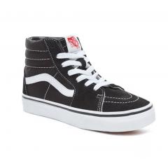 Tênis Vans SK8-HI Infantil Black/White