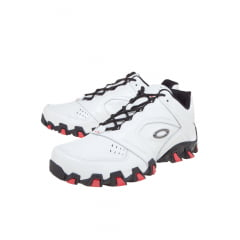 Bota oakley artec white / red