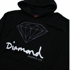 MOLETOM DIAMOND OVS SIGN