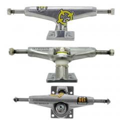 Truck Intruder Pro Series Silver 139mm
