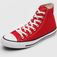 Tênis Converse All Star Chuck Taylor High - Vermelho