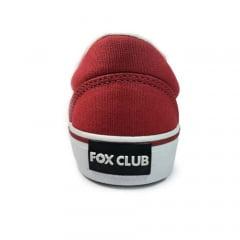 TÊNIS FOX CLUB SUMMER M VERMELHO