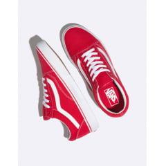 Tênis Vans Old Skool Racing Red/True/White