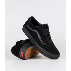 TÊNIS VANS OLD SKOOL BLACK/BLACK