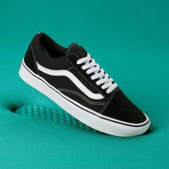 Tênis Vans Old Skool ComfyCush Black/White